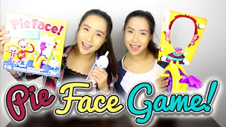 TWINS PLAY PIE FACE!   CaleonTwins