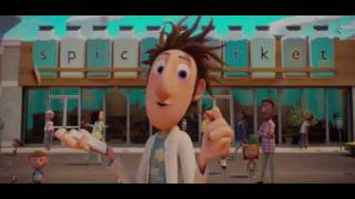 Cloudy With A Chance Of Meatballs - Βρέχει Κεφτέδες (HD Trailer1 2010)