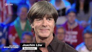 Joachim Löw - Sportstudio 28.10.17