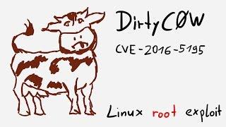 Explaining Dirty COW local root exploit - CVE-2016-5195