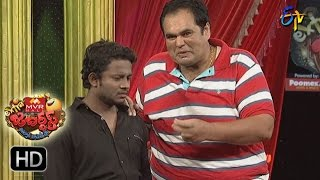 Patas Prakash Performance | Extra Jabardsth | 24th March 2017 | ETV  Telugu