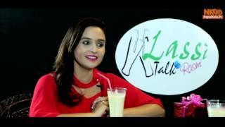 नायिका सञ्चिता लुइँटेल Sanchita Luitel Interview, Lassi talk with Rasmi