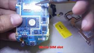 Samsung Galaxy Star (S5282): Review and Disassembly