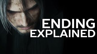 Final Fantasy 15 -  The Ending Explained