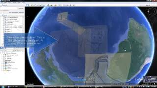 The Devil and Mary on Google Earth. Mapping out the end of Days.