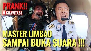 PRANK !! LIMBAD BUKA SUARA AKHIRNYA - ZERO GRAVITY - SATU2nya ( NO CLICK BAIT )