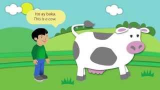 Farm Animals (Tagalog/Filipino)