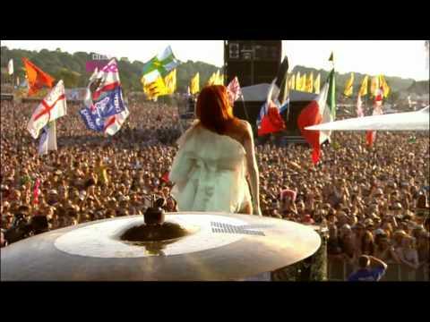 Florence + the Machine - The Chain (Glastonbury Festival 2010)