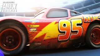 New CARS 3 TV Spot takes Lightning McQueen back to his roots