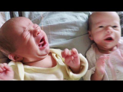 Breastfeeding Twins is a STRUGGLE!