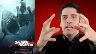 Shark Night 3D movie review