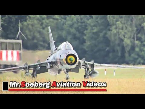 Xxx Mp4 POWERFUL FULL AFTERBURN Departure 3x Su 22 Fitters Polish AF Volkel 2013 3gp Sex