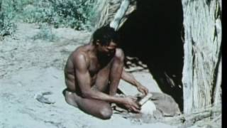Botswana San bushmen dongo & song