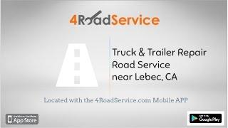 Lebec Road Service in Lebec, CA - 4RoadService.com