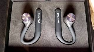 Paul Barton & PSB M4U 8 and NAD HP 70 Noise-Cancelling Headphones at CanJam NYC 2018