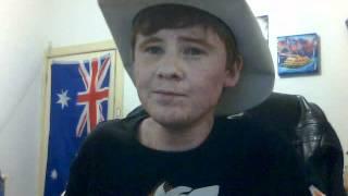'Australia Boy'  Lee Kernaghan cover