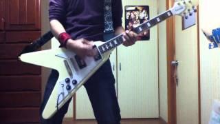 【VAMPS guitar cover】LOVE ADDICT(K.A.Z)
