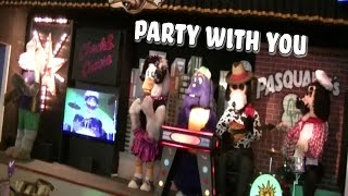 Chuck E. Cheese's - Party With You