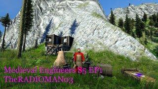 Medieval Engineers S5 EP1