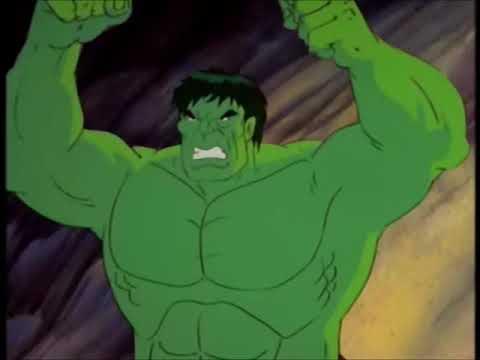 The Incredible Hulk Hulk Out 01