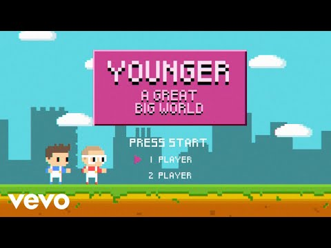 Download Lagu A Great Big World - Younger (Lyric Video) MP3