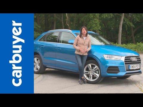 Audi Q3 review - Carbuyer