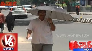 Hot temperatures in this rainy season - Teenmaar News