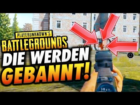 DIE WERDEN GEBANNT! - Battlegrounds Teamer 3 gegen 1