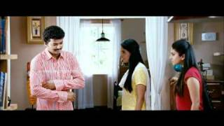 Romantic scene from Kaavalan Valentines's Day Special Ayngaran HD Quality