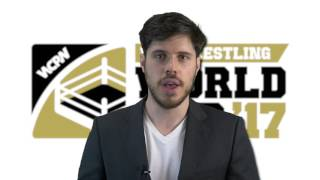 1st Rest Of The World Wrestlers Confirmed - Pro Wrestling World Cup '17