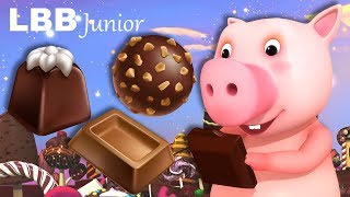 """Yum Yum"" Chocolate Song   Original Songs for Kids   By LBB Junior"
