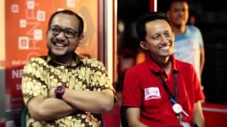 Event Wifi Corner S Parman Telkom Witel Jakarta Barat