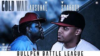 ARSONAL vs SYAHBOY | BullPen Battle League