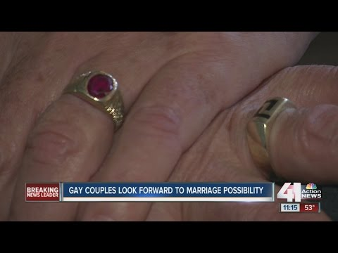 Same-sex couples look forward to possibility of marriage in Missouri and Kansas