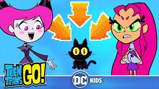 Teen Titans Go! | Black Cat Luck