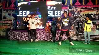 BITTU TIGER VS D MANIA X LIVE PERFORMANCE IN CHAMPAWAT SHOW IN UTTARAKHAND