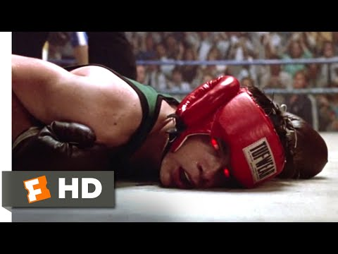 Teen Wolf Too (1987) - Todd Fights On Scene (11/12) | Movieclips