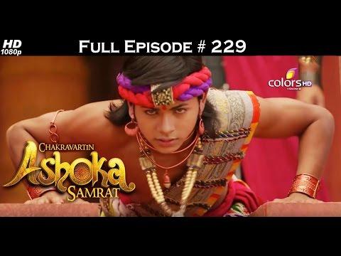 Chakravartin Ashoka Samrat - 18th April 2016 - चक्रवतीन अशोक सम्राट - Full Episode (HD)