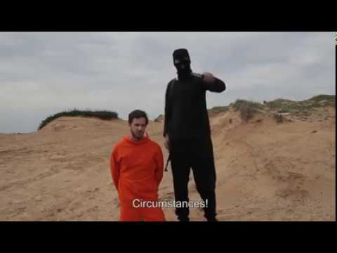 ISIS LIVE DECAPITATION