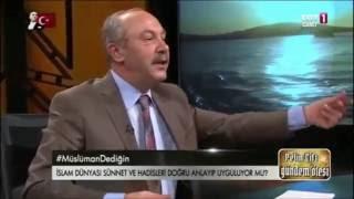 UYDURMA HADİSLER .En sahih (buhari,muslim)bazı hadislerinin uydurmalığının İSPATI. Prof.Mehmet Çelik