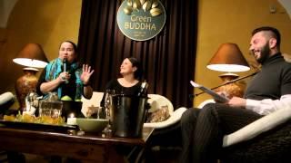 Talkshow Viktora Horjána Odtiaľ-potiaľ s Peťou Polnišovou a Darinou Abrahámovou