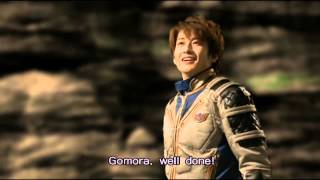 Ultra Galaxy Legend The Movie part 3[English Sub]