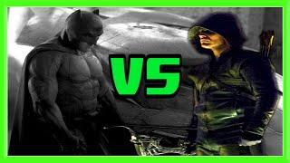 BATMAN vs GREEN ARROW in Real Life | Flips & Kicks