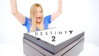 Destiny 2 Collectors Edition Unboxing!
