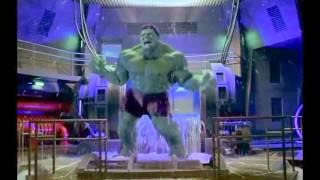 Transformaciones de Hulk - 2003 , 2008 y 2012