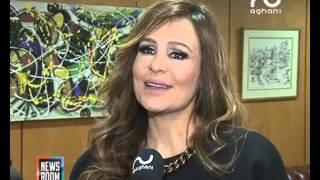 كارول سماحة: بتخانق أنا وزوجي وليد لأن ما بحكي الا اللهجة اللبنانية
