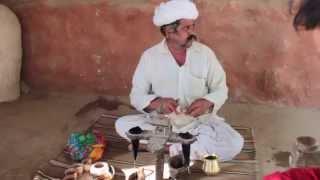 Rajasthan Opium & Turban Tying in the Bishnoi Village