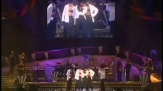 Janet Jackson Anytime, Anyplace & Rope Burn Live (The Velvet Rope Tour)