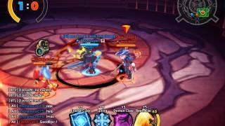 ZZZ Di kalahin 0-3 main Lostsaga W/ The AvangerSquad