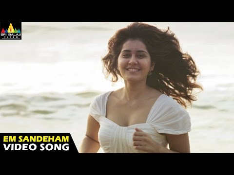 Xxx Mp4 Oohalu Gusagusalade Songs Em Sandeham Ledu Video Song Naga Shaurya Rashi Khanna 3gp Sex